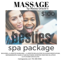 Besties Spa Package