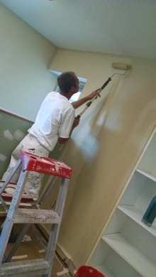 Corey the painter