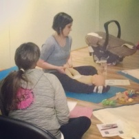 Mini-Infant Massage Training